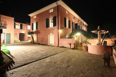 Casa Giuseppina - Lucca Corsanico Bargecchia - Hus