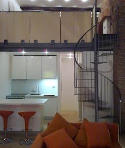 Loft in centro storico a Ferrara