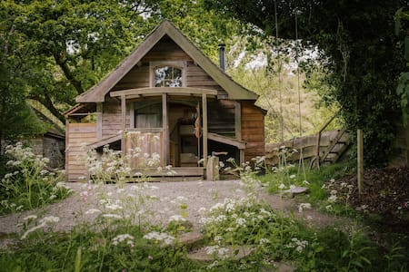 Riverside Cabin - Zomerhuis/Cottage