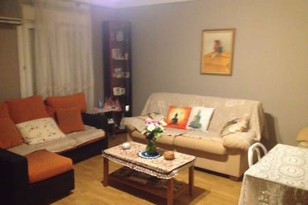 Bonita habitación individual en Illescas - Illescas - House