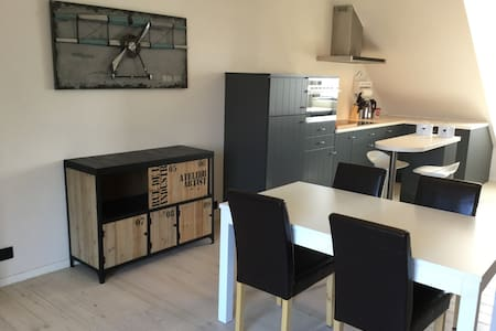 Rooftop Apartment Antwerp City Centre + parking - Appartamento