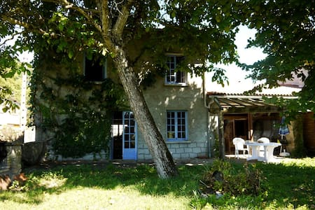 Charming cottage in Auvergne - Mass - Talo