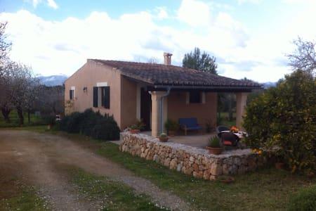 Little house, tranquil Mallorca - Costitx