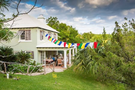 Spirit House Bermuda - Haus