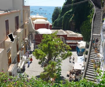 Steps from the beach - Piazzetta B - Positano - Apartment