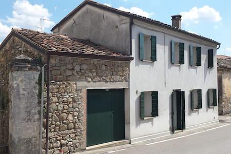 Renewed hause at Euganean Hills - Cinto Euganeo - Haus