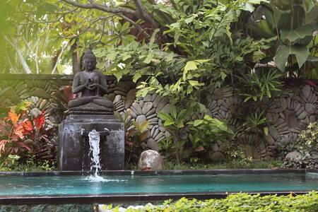 Rumah Buda, Nyuh Kuning, Ubud
