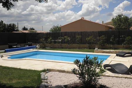 Villa avec piscine en Lubéron - Manosque - Villa