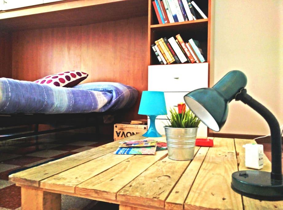 Cozy Room with free Bikes, Pigneto!