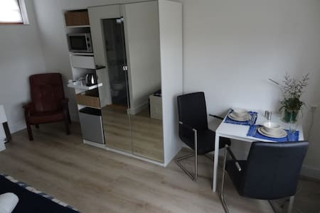 Private, light and spacious room. - Eindhoven - Haus