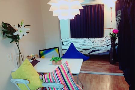 Namba super access 1min! - Apartment