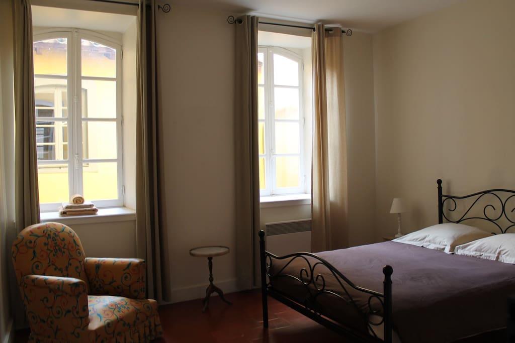2nd double bedroom ....