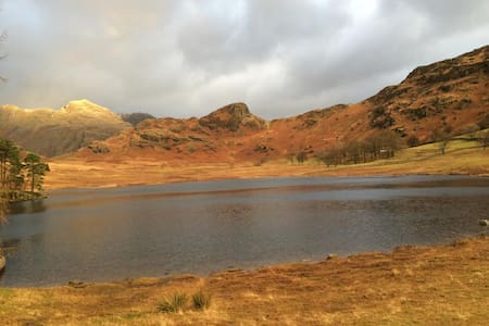 Great Langdale Bunkhouse twin room - Altres
