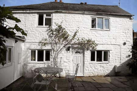 Traditional stone built cottage - Mitcheldean