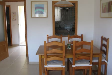 Family relax and 5 minutes from the beach - Apartment