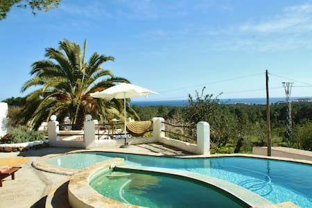 YogaB&b in authentic finca - Ibiza - Villa