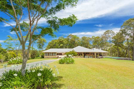 Beautiful room in rural setting - Tinbeerwah