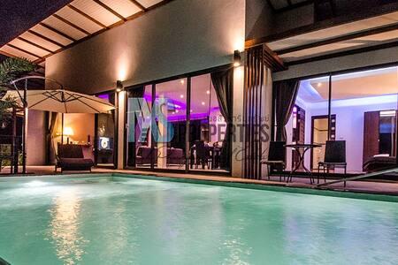3 Bedroom Luxury Pool Villa