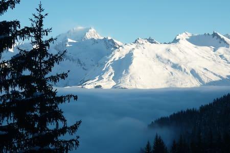 arcs 1800 le charvet ski aux pieds - Bourg-Saint-Maurice
