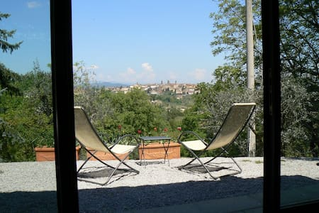 Romantic spot in Tuscany - Wohnung