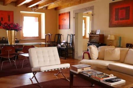 Luxury apartment in Cison Italy - Apartment