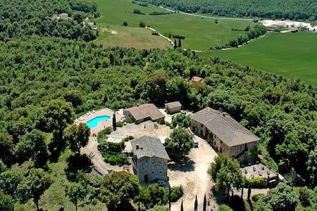 Tipico appartamento toscano - Siena
