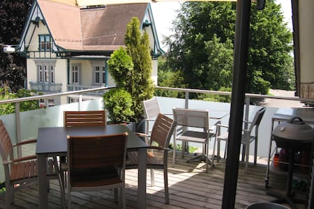 Cosy Loft 150m2 near Lake Constance - Amriswil