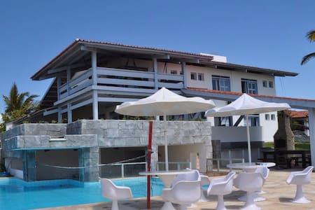 Casa Branco Praia das Fontes - Beberibe - House