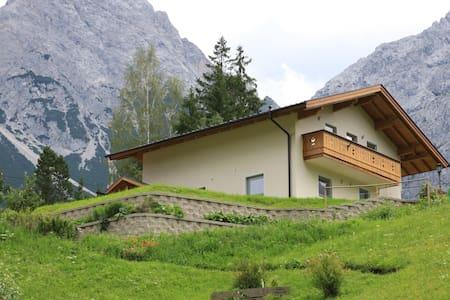 Ferienwohnung Panorama für bis zu 4 Personen - Biberwier - Lakás