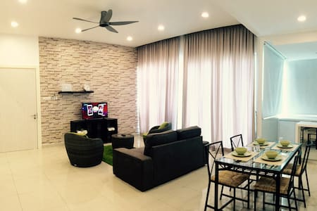 Penang Homestay Cozy Ferringgi Residence - Daire