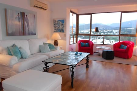 SPECTACULAR VIEW SPACIOUS apartment - Marbella - Apartment