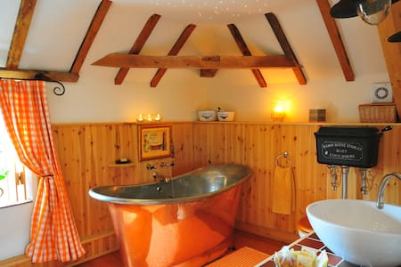 Warm Romantic Retreat, Lincolnshire