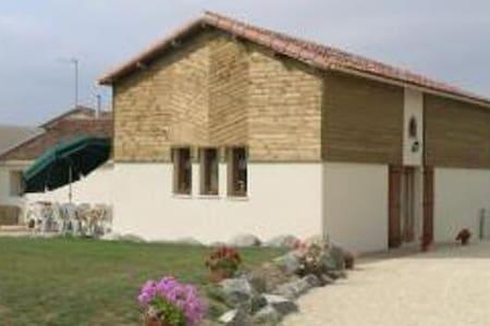 Le gîte de L'Ivronnière - Haus