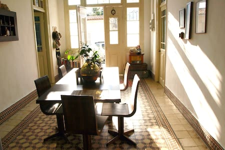 #charming townhouse in city centre