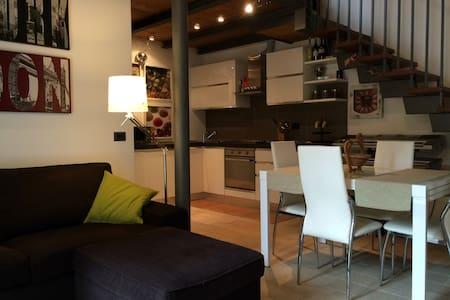 Elegant Loft Fiera Milano - Loft-asunto