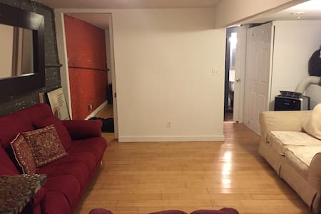 1BR Basement Apt Prospect Heights