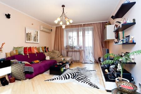 Designer apartment in Odintcovo - Flat