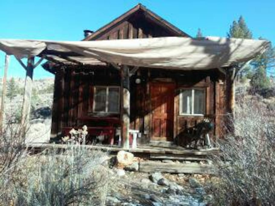 vintage cabins on carson river cabins for rent in
