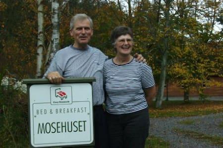 Mosehuset -Northern Jylland - Cabin