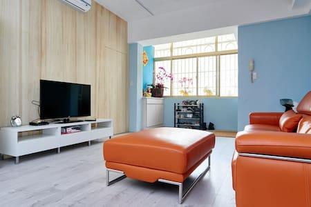 Fujin House Room B 民生社區富錦街套房B