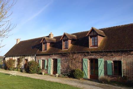 Maison confortable à la campagne - les Bottereaux - House