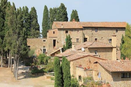 Tuscany countryside - Cosy studio  - Huoneisto
