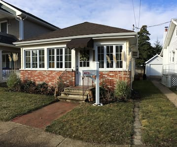 Beautiful Beach Bungalow - Belmar
