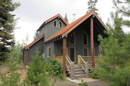 Cabin Close to Lake of the Woods & Crater Lake! - Kisház
