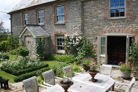 Orchardleigh, Luxury rural B&B B 2 - Stowell, Sherborne