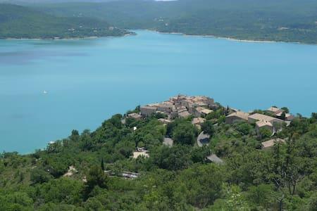 Village house in Provence, France - Sainte Croix du Verdon