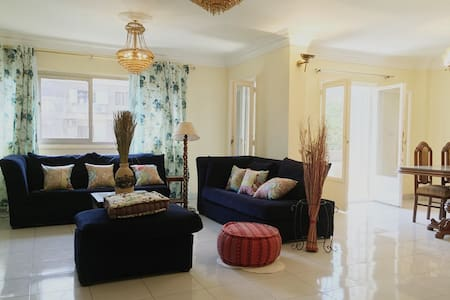 Cairo Maadi sunny flat - Apartament