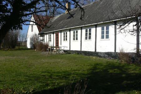 Charming Farmhouse Near Sea & Town