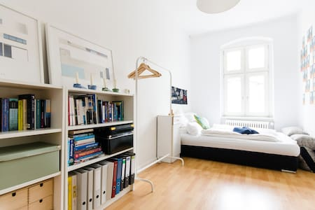 Cosy lodgings at Hermannplatz - Berlin - Bateau