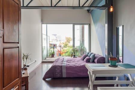Studio Loft in Hipodromo (Condesa)